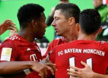 """""""Вольфсбург"""" - """"Бавария"""" 1:3 (видео)"""