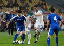Ўзбекистон - Уругвай 0:3 (видео)