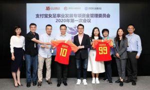 Китай усиленно развивает женский футбол!