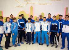 Сборная Узбекистана по пара-дзюдо отправилась в Турцию