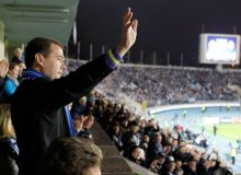 Португалия Испания учрашувига Медведев ва Инфантино ташриф буюришади