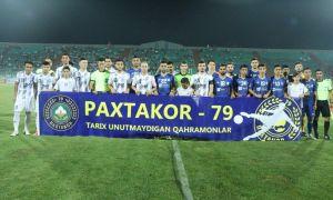 FC Andijan claim a 2-0 victory over FC Metallurg in Bekabad