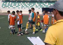 В Ургенче проходит практическая часть семинара по определению уровня квалификации тренеров