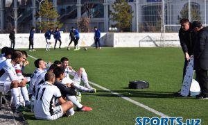 Photo Gallery. FC Kokand-1912 vs FC Sogdiana
