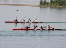 Стартовал чемпионат Узбекистана по гребле на байдарках и каноэ