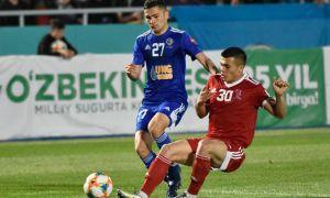 Match Highlights. FC Nasaf 0-1 FC Navbahor