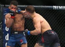 UFC on Fox 31. Эл Яквинта Кевин Лини мағлуб этди ва бошқа натижалар