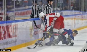 Photo Gallery. HC Humo 2-3 Zvezda Chekhov