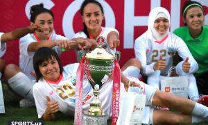 Фотообзор с церемонии награждения Суперкубка Узбекистана