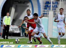 Photo Gallery. FC Lokomotiv 2-1 FC Bunyodkor