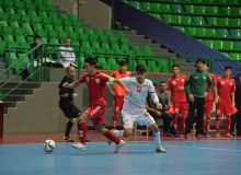 Afghanistan book a place in the 2019 AFC U-20 Futsal Championship