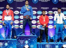Максуд Вейсалов стал бронзовым призёром чемпионата мира