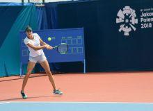 Азиатские игры: Абдураимова стартовала с победы