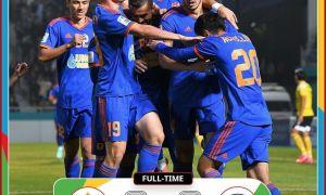 Видеообзор матча, который вывел «Насаф» в финал АФК