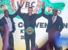 Владимир Кличко WBC фахрий чемпионига айланди