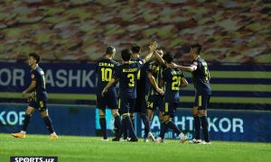 FC Pakhtakor became the champion of Uzbekistan for the 14th time!