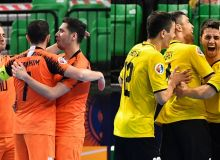 FC AGMK to struggle with Mes Sungun Varzeqan in the 2019 AFC Futsal Club Championship semifinal