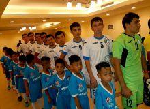 Сборная Узбекистана U-21 примет участие в международном турнире в Китае