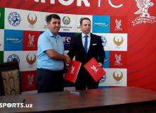 Деян Джурджевич – новый главный тренер «Навбахора» (Фото)
