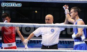 Бокс. Жасурбек Латипов олтин медални қўлга киритди!