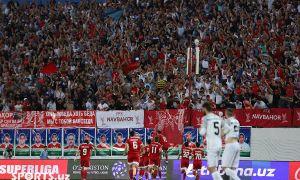 FC Navbahor record a 3-1 win over FC Sogdiana in Namangan