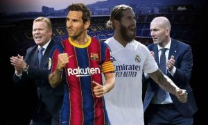 """""""Барселона"""" - """"Реал"""". Таркиблар эълон қилинди"""