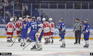 Full Match. HC Tambov 3-1 HC Humo