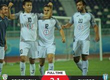 Match Highlights. FC Sogdiana 2-1 FC Metallurg