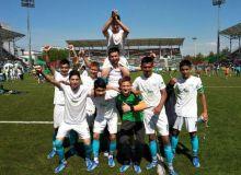 Сборная Узбекистана вышла в полуфинал чемпионата мира по футболу среди воспитанников детских домов