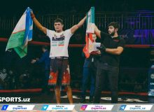 Нурсултан Рузибаев в Ташкенте проведет бой против спортсмена Казахстана