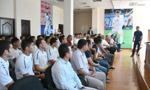 Состоялся очередной семинар для судей Coca-Cola Суперлиги и Про-Лиги