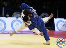 Шарофиддин Лутфуллаев Марокашдаги мусобақада терма жамоамизга дастлабки олтин медални тақдим этди