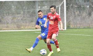 «Насаф» в контрольном матче обыграл бишкекский «Дордой»