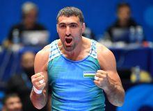 Рустам Ассакалов бронза медали соҳиби