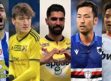 Taremi, Shomurodov, Kerr & Yoshida: Vote for your AFC International Player of the Week!