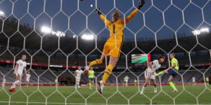 Женский футбол на Олимпиаде-2020 в Токио.