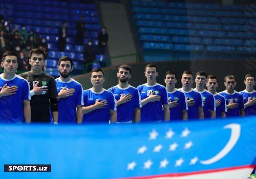 Uzbekistan finish second in Continental international futsal tournament Group stage