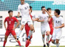 Азиатские игры: Молодёжная сборная Узбекистана обыграла Гонконг и вышла в четвертьфинал