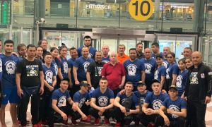 Uzbek boxers arrive in Bangkok for ASBC Asian Confederation Boxing Championships