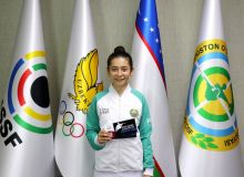 Сборная Узбекистана завоевала две лицензии по стрелковому спорту на Олимпиаду Токио-2020!