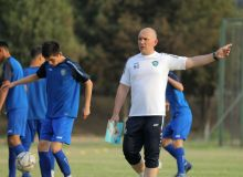 Юношеская сборная Узбекистана приступила к учебно-тренировочному сбору