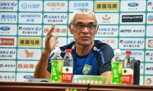 Hector Cuper: If we face Cannavaro's China? Of course, we'll try to beat them