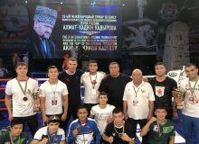 В Грозном боксеры Узбекистана завоевали 7 медалей
