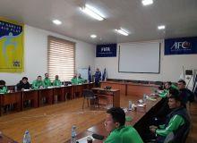 В Ташкенте проходит второй модуль тренерских курсов АФУ по программе лицензии «С»