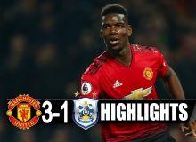 """""""Манчестер Юнайтед"""" - """"Хаддерсфилд"""" 3:1 (видео)"""