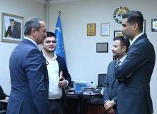 Представители АФК посетили Ассоциацию футбола Узбекистана