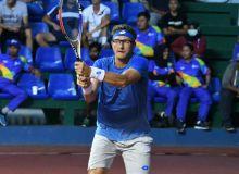 Денис Истомин в финале Азиатских игр