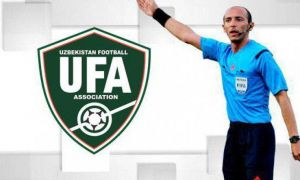 Бригада судей из Узбекистана рассудит матч с участием команды Одила Ахмедова