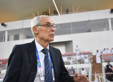 Hector Cuper admits that Oman dominate the whole game