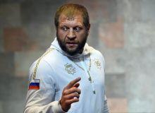 Александр Емельяненко яна жанг қилади
